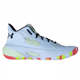 Zapatillas Baloncesto Under Armour HOVR Havoc 3 gris unisex