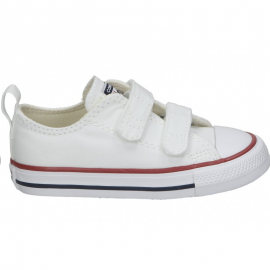 Zapatillas Converse All Star 2V blanco infantil