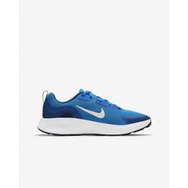 Zapatillas Running Nike Wear all Day azul junior
