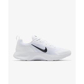 Zapatillas Nike Wearallday blanco negro hombre