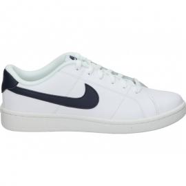 Zapatillas Nike Court Royale 2 Low blanco negro hombre