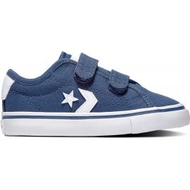 Zapatillas Converse Star Replay 2v Ox marino bebé