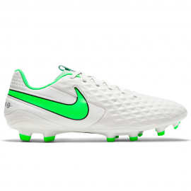 Zapatillas Nike Legend 8 Academy FG-MG blanco verde