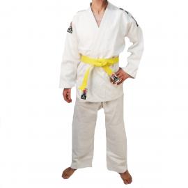Kimono de Judo Daedo blanco unisex