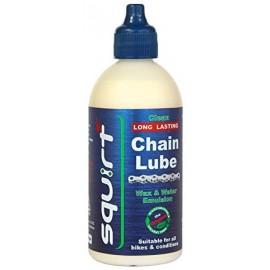 Bote lubricante cadena cera Squirt Lube 120 ml