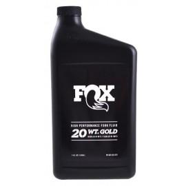 Aceite Fox 20WT gold (32oz) 946 ml 025-03-072