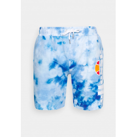 Pantalon corto Ellesse Bossini Tie Dye azul hombre