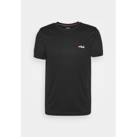 Camiseta Fila Logo Small negro hombre