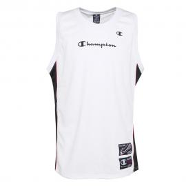 Camiseta Baloncesto Champion Tank Top 215926 blanco hombre