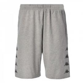Pantalón corto Kappa Kortimer gris  hombre