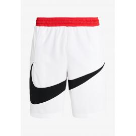 Pantalón corto baloncesto Nike DRY-FIT HBR blanco hombre