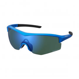 Gafas Shimano Ciclismo Spark Azul Gravel