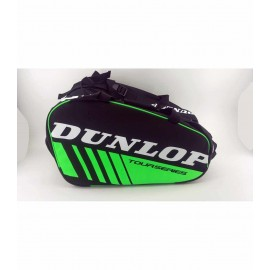 Paletero Dunlop Intro negro-verde
