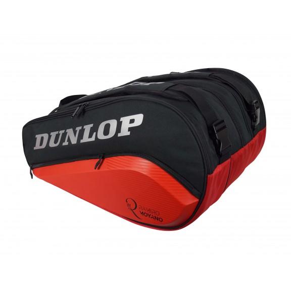 Paletero Dunlop Elite nego-rojo Ramiro Moyano 2021