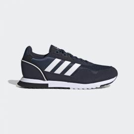 Zapatillas Casual adidas 8K 2020 marino blanco hombre