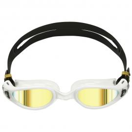Gafas natación Aquasphere Kaiman EXO blanco lente espejo