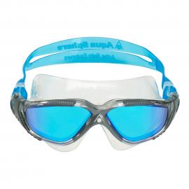 Gafas natación Aquasphere Vista transparente gris espejo