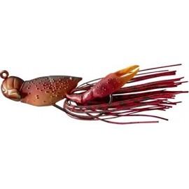 Señuelo Hollow Body Craw 1/2oz. 45mm.c.Red