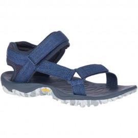 Sandalias trekking Merrell Kahuna Web azul hombre