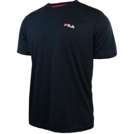 Camiseta Fila Logo Small marino junior