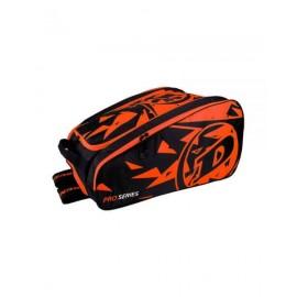 Paletero Dunlop Pro Team negro rojo