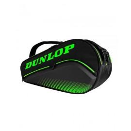 Paletero Dunlop Elite negro verde