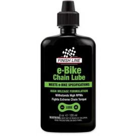 Lubricante de cadena Finish line E-Bike 4 oz