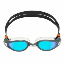 Gafas natación Aquasphere Kaiman Exo gris lente espejada