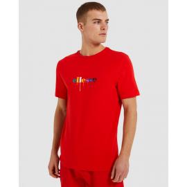 Camiseta Ellesse Giorvoa rojo hombre