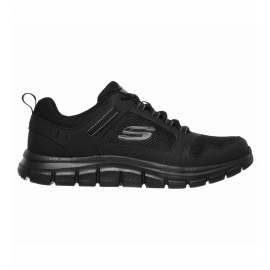 Zapatillas Skechers Track Knockhill negro hombre