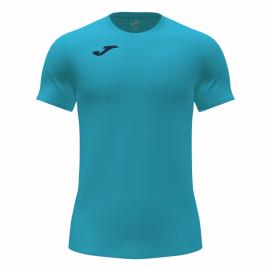 Camiseta manga corta Joma Record II turquesa hombre