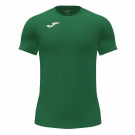 Camiseta manga corta Joma Record II verde hombre