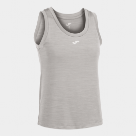Camiseta tirantes Joma Indoor Gym gris mujer