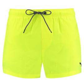 Bañador Puma Swim Short Lenght amarillo hombre