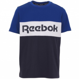 Camiseta Reebok Big Intl marino niño
