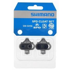 Par calas Shimano Sm-Sh56 multi d sin chapa