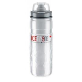 Bidon termico Elite Ice Fly gris 500 ml