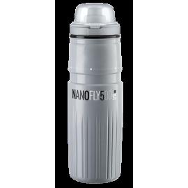 Bidon termico Elite Nano Fly 500 ml gris