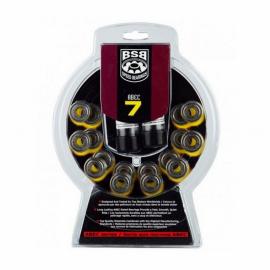 Set rodamientos BSB ABEC 7 16 unidades