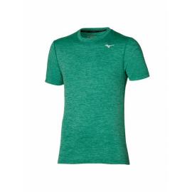 Camiseta training Mizuno Impulse Core verde hombre