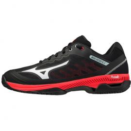 Zapatillas pádel Mizuno Wave Exceed SL 2 CC negro rojo