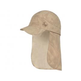Gorra Buff Pack Sahara Açai beige