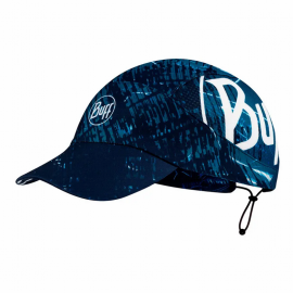 Gorra Buff Pack Run Xcross azul multicolor