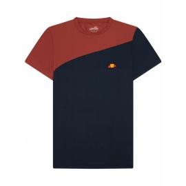 Camiseta manga corta Ellesse Carrito marino rojo hombre