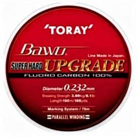 Hilo Toray Bawo Fluorocarbono SH Upgrade 0,23 150m. -  8,1Lb