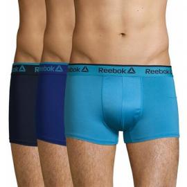 Boxer Reebok Buddy pack 3 azul/marino/azulón/ hombre