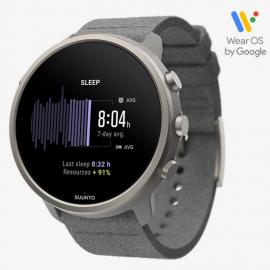 Reloj GPS Suunto 7 Titanium gris piedra