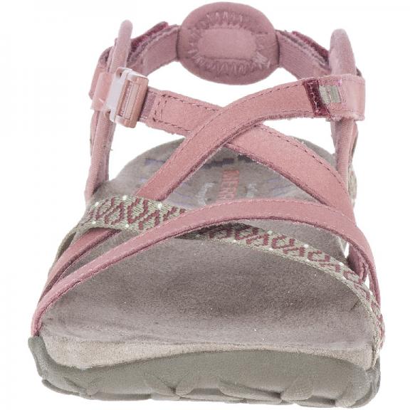 Sandalias trekking Merrell Terran Lattice II rosa mujer