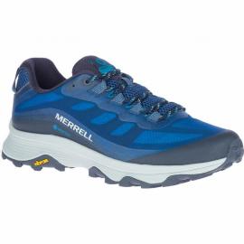 Zapatillas montaña  Merrell Moab Speed GTX azul hombre