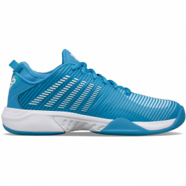 Zapatilla de tenis K-Swiss Hypercourt Supreme azul hombre